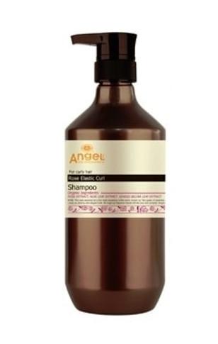 Rose Elastic Curl Shampoo 400ml