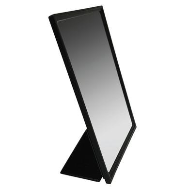 Mobile Folding Mirror Black