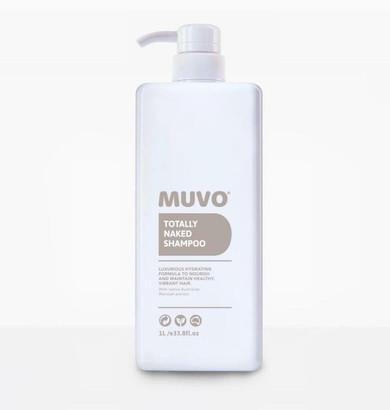 Muvo Totally Naked Shampoo - 1L
