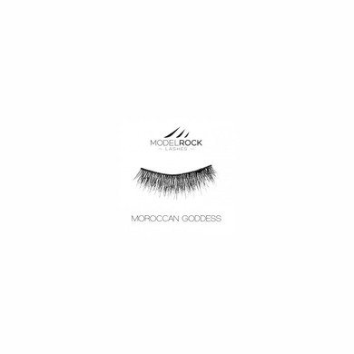 MODELROCK Lashes Moroccan Goddess - Double Layered Lashes