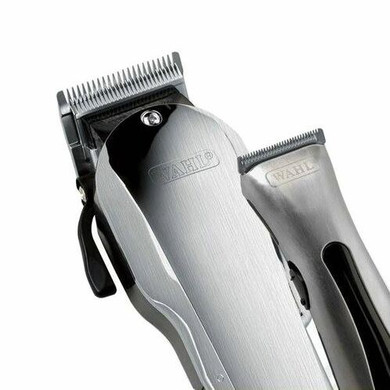 Wahl Chrome Taper 2000 & Silver Beret Combo Pack
