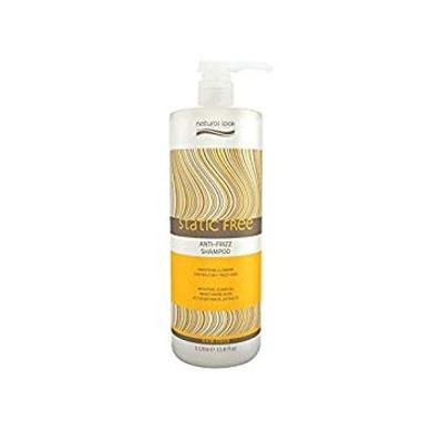 Natural Look Static Free Anti Frizz Shampoo 1L