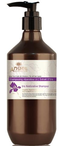 Angel Iris Florentina Extract Shampoo - 800ml