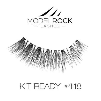 MODELROCK Lashes Kit Ready - #418