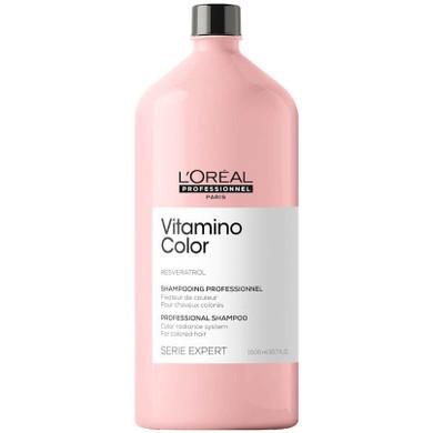 Loreal Serie Expert Vitamino Color Shampoo - 1.5 L