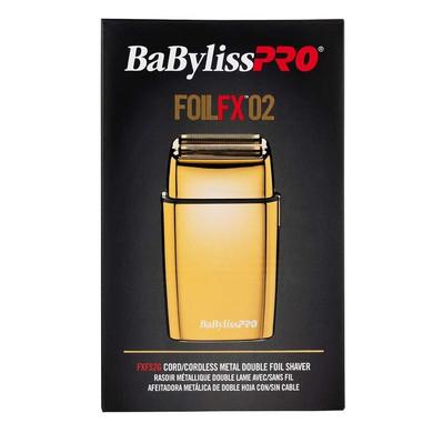 BaByliss Pro Foil FXFS2 Metal Double Foil Shaver - 3 Colours Available