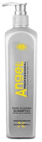 Angel Pearl Gloss Blonde Shampoo - 1L