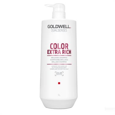 Goldwell DualSenses Brilliance Color Extra Rich Shampoo - 1L 1