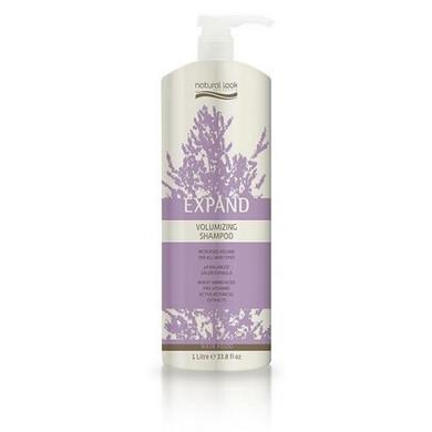 Natural Look Expand Volumizing Shampoo 1L