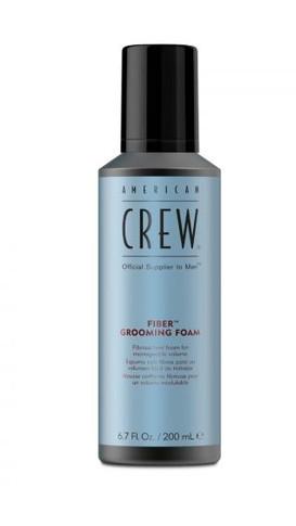 American Crew Fibre Grooming Foam 200ml