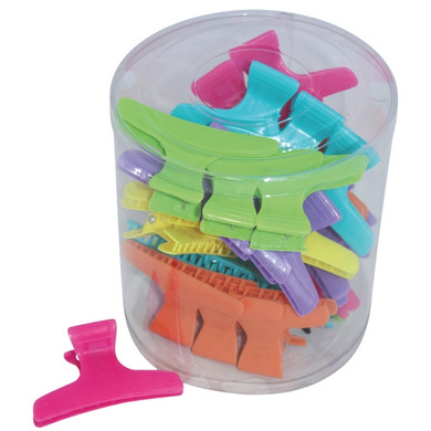 Butterfly Clips 36pkt Tub