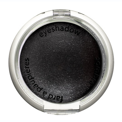 Palladio Baked Eyeshadow Singles - Jet Black