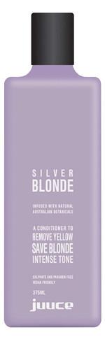 Juuce Silver Blonde Conditioner - 375ml