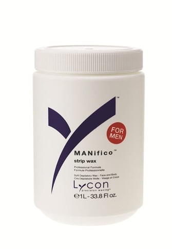 Lycon Manifico Men's Strip Wax - 800ml