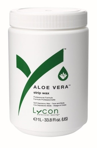 Lycon Aloe Vera Strip Wax - 800ml