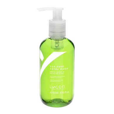 Lycon Tea Tree Total Wash For Hands & Body 250ml