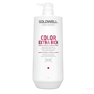 Goldwell DualSenses Brilliance Color Extra Rich Shampoo - 1L