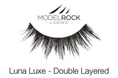 MODELROCK Lashes Luna Luxe - Double Layered Lashes