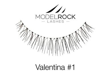 MODELROCK Lashes Valentina 1 - Bridal Collection