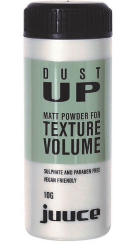 Juuce Dust Up Texture and Volume Matt Powder - 10g