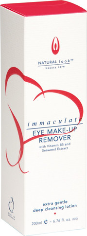 Immaculate Skin Eye MakeUp Remover    200ml