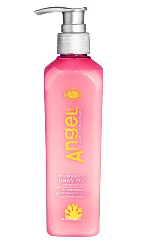 Angel Paris Professional Color Protect Shampoo - 500ml