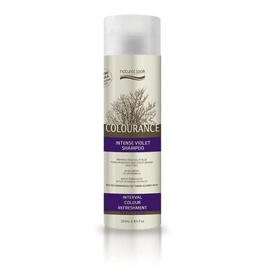 Natural Look Colourance Intense Violet Shampoo 250ml