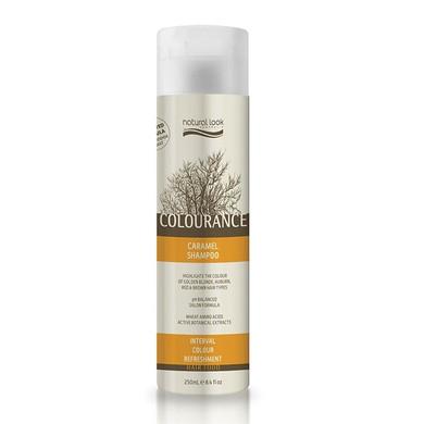 Natural Look Colourance Caramel Shampoo 250ml