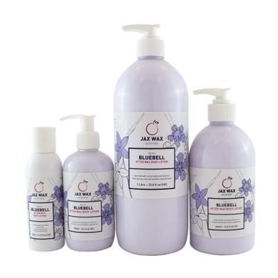 Jax Wax BlueBell (Lavender) After Wax Lotion - 1 L