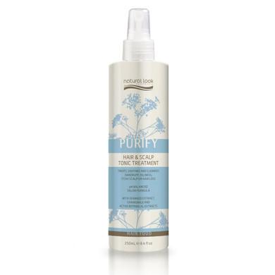 Natural Look Purify Hair & Scalp Tonic Treatment 250ml