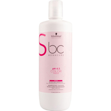 Schwarzkopf BC Color Freeze pH 4.5 RICH Shampoo 1L