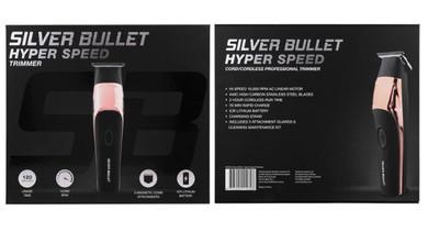 Silver Bullet Hyper Speed Trimmer