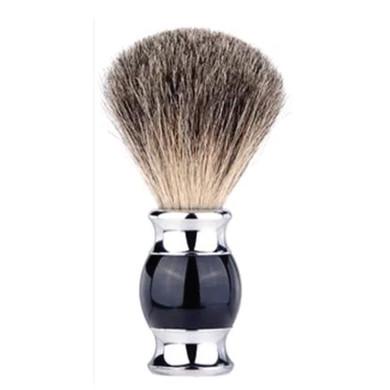 Black/Chrome Shaving Brush