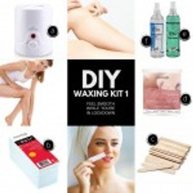 Waxing Kit 1