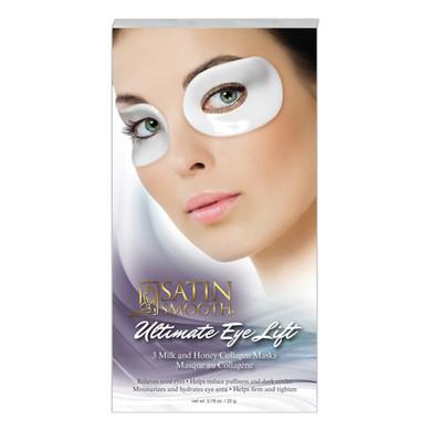 Ultimate Eye Lift Collagen Mask 3pk