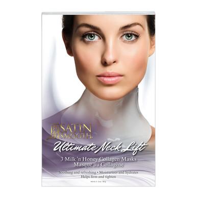 Ultimate Neck Lift Collagen Mask 3pk
