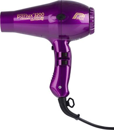 Parlux 3200 Ceramic & Ionic Compact Dryer - Purple