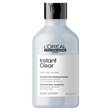Loreal Serie Expert Zinc Pyrithione Instant Clear Shampoo 300ml