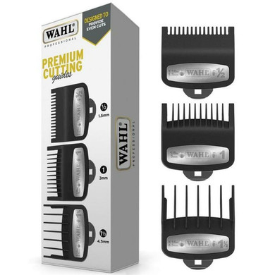 Wahl Premium Cutting Guides-3 Pack