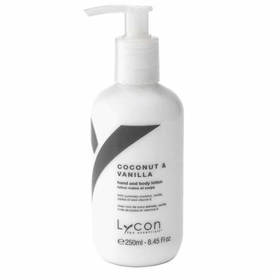 Lycon Coconut & Vanilla Hand and Body Lotion - 250ml