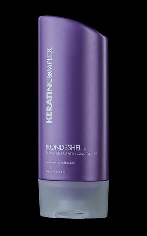 Keratin Complex Blondshell Conditioner - 400ml