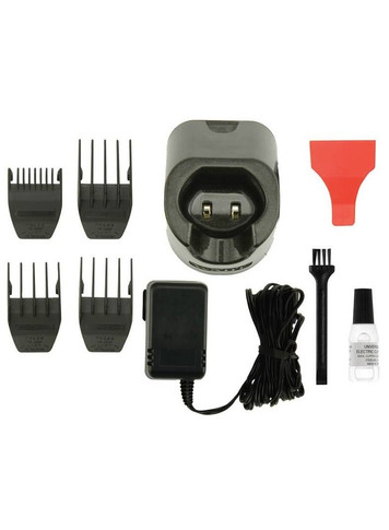 Silver Wahl Beret Cordless Pro Lithium Hair Trimmer