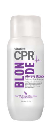 Vita 5  CPR Always Blonde Shampoo - 300ml