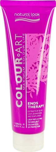 Natural Look Colour Art Ends Therapy - 125ml
