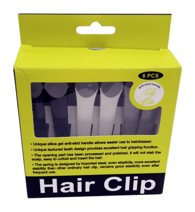Anti Skid Sectioning Clips 6pk