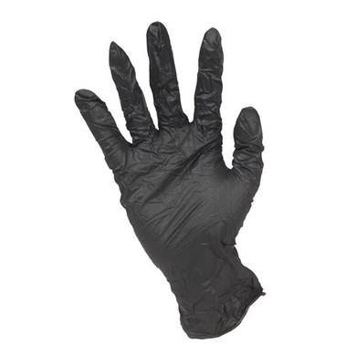 Black Nitrile Gloves 100pcs Pack - Large