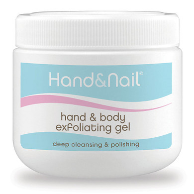 Natural Look hand and body exfoliating gel 600g