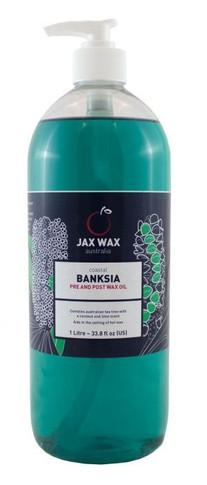 Jax Wax Banksia Pre & Post Wax Oil 1L
