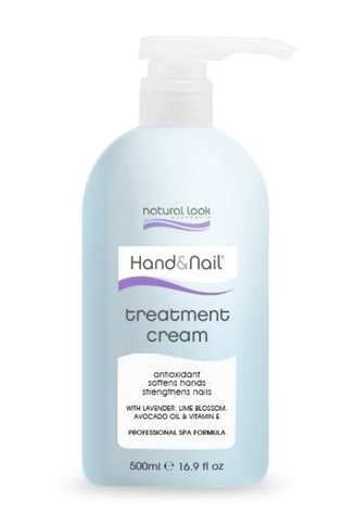 Natural Look Aromatherapy Hand and Nail Moisturiser - 500g
