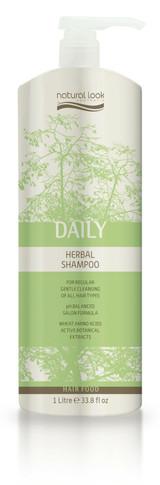 Natural Look Daily Herbal Shampoo 1L